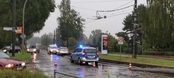 Verkehrsunfall am 14.10.2015 um 16:30 Uhr