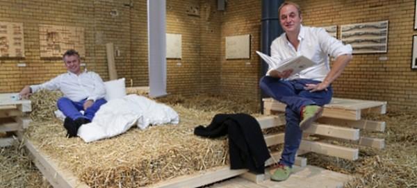 Architekur im Schlaf bei Aedes
