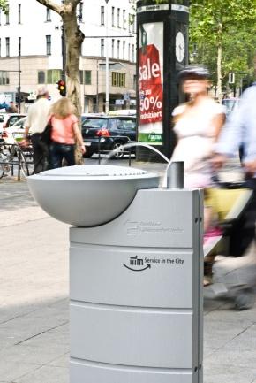 Berliner Trinkbrunnen - Foto Markus Strenk