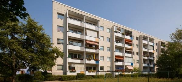Mietshaus Rolandstraße in Pankow