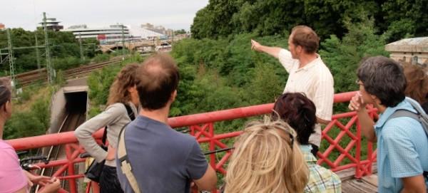 Tour zur Gesundbrunnenquelle