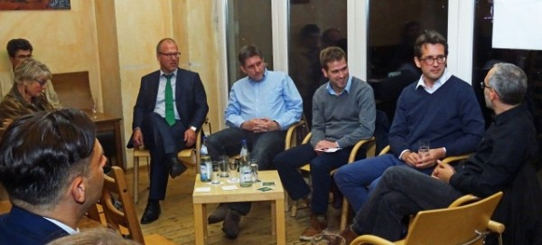 PubTalk am 23.9.2015