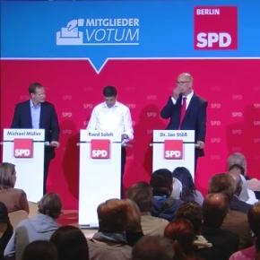SPD Votum im Oktober 2014