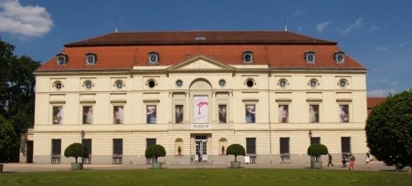 Theaterbau Schloß Charlottenburg