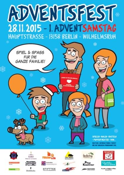 Adventsfest in Wilhelmsruh