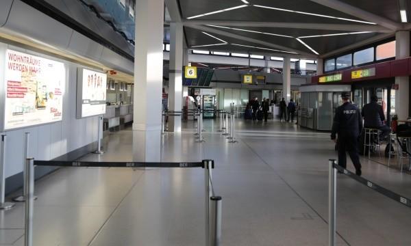 Bundespolizei - Flughafen Tegel