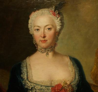 Königin Elisabeth Christine