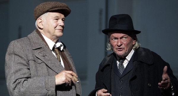 Manfred Karge und Roman Kaminski - Foto: © Lucie Jansch