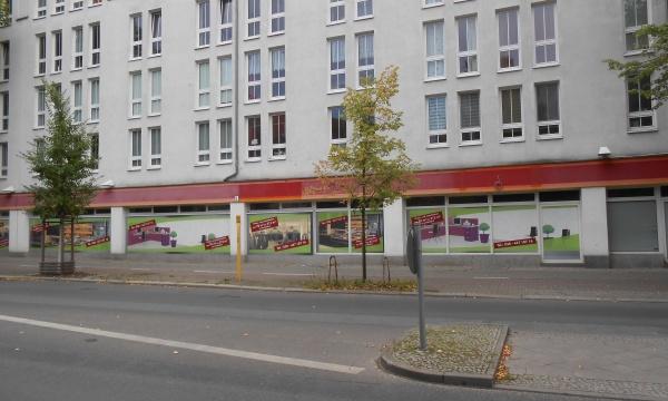 Attraktive Ladenflächen in Wilhelmsruh