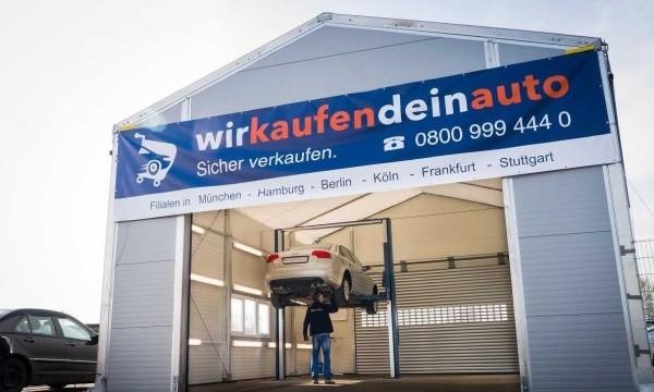 Wir Kaufen Dein Auto - www.wirkaufendeinauto.de - Berlin-Pankow, Blankenburger Straße 23
