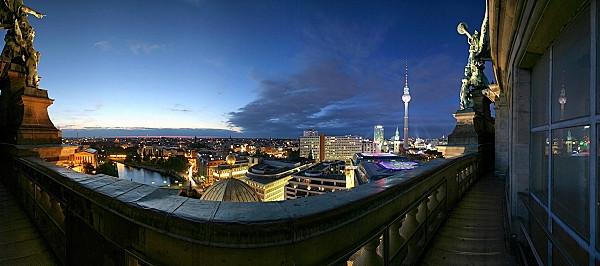 Kuppelgang des Berliner Doms - © Pressefoto