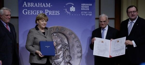 Abraham-Geiger-Preis 2015