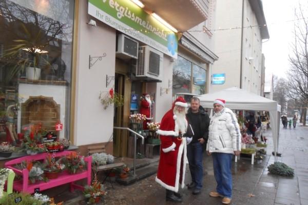 Adventsfest am 28.11.2015 in Wilhelmsruh