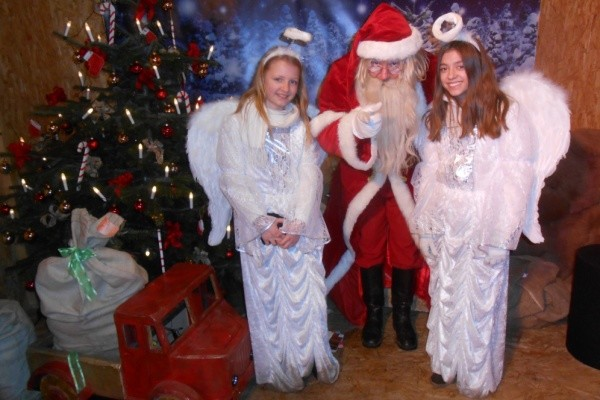Adventsfest am 28.11.2015 in Wilhelmsruh