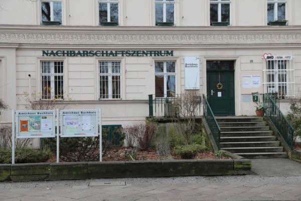 """Nachbarschaftszentrum """"Amtshaus Buchholz"""""""