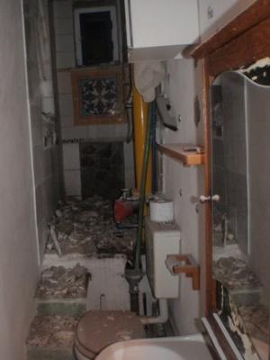 Altbau-Badezimmer 2014
