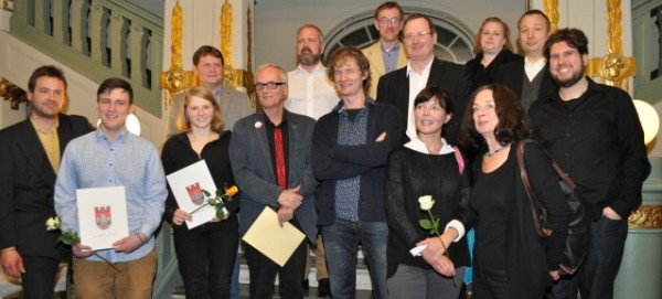 Verleihung des Ehrenamtspreis 2015