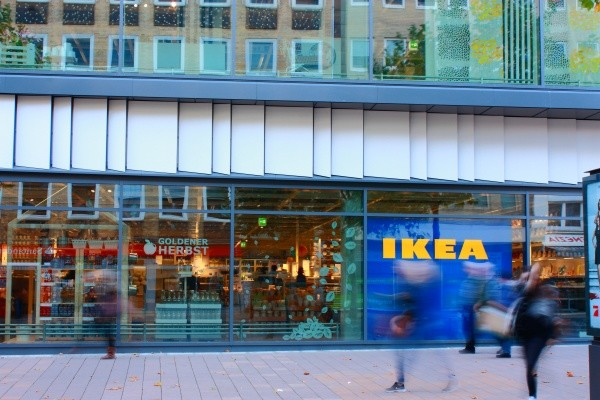 IKEA CityStore in Hamburg-Altona