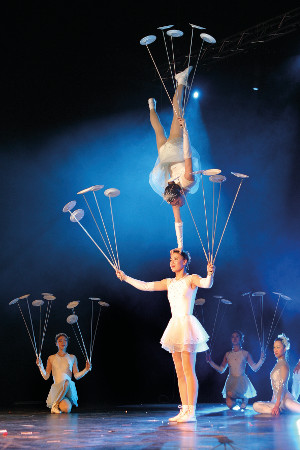 Chinesische Nationalcircus © Semmel Concerts, Entertainment GmbH