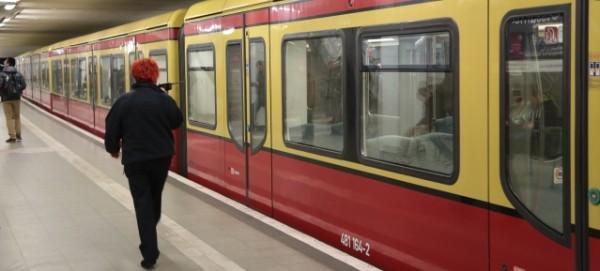 Gleisbauarbeiten im Nord-Süd-Tunnel