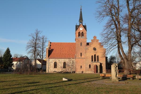 Dorfkirche Französisch-Buchholz