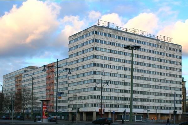 Haus der Statistik in Berlin-Mitte