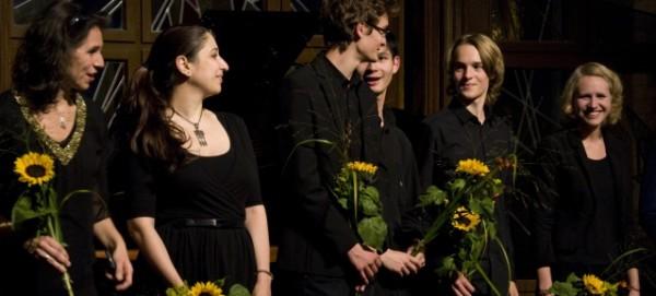 Konzert am 25.10.2015 im Rathaus Pankow