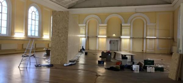 Work in Progress: Kunstausstellung 2016