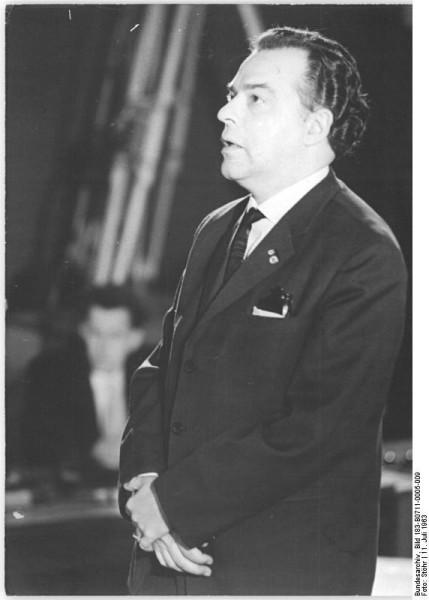 Peter Edel (1921-1983)