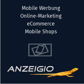 Anzeigio - mobile Advertising
