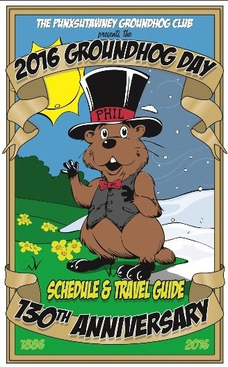 130. Anniversary Groundhog-Day