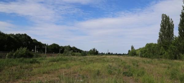 Gelände des ehem. Rangierbahnhof Pankow