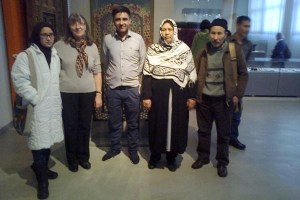 Familienfoto in der Ausstellung- Foto: Anne Schäfer-Junker