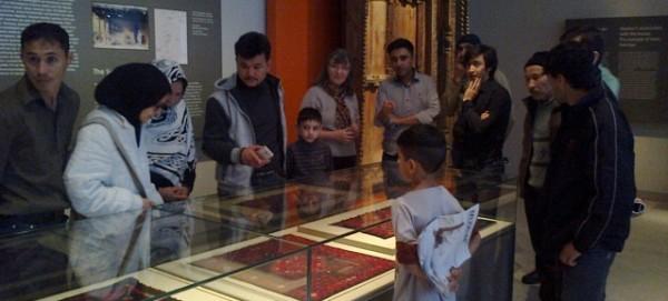 "Ausstellung ""Welt der Muslime"""