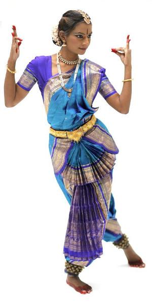 Anuya Rane - Bharata Natyam Tänzerin © Anuya Rane