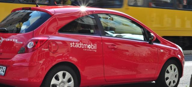 "Carsharing mit ""stadtmobil"""
