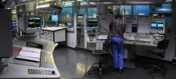 Druckerei der Axel Springer AG in Berlin-Spandau
