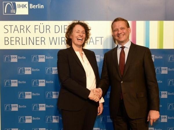 IHK Berlin: Führungswechsel am 14.3.2016