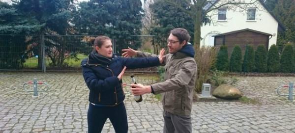 "Karower Dachse e.V: ""Sei stark!"" Kurs für Frauen"