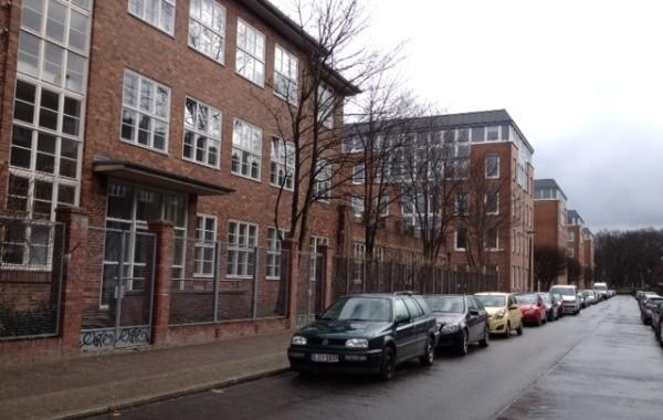 Gewerbezentrum an der Bühringstraße