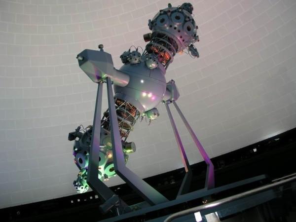 Carl Zeiss Planetarium-Projektor