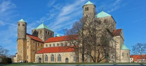 Ottonische Kirche St. Michael in Hildesheim