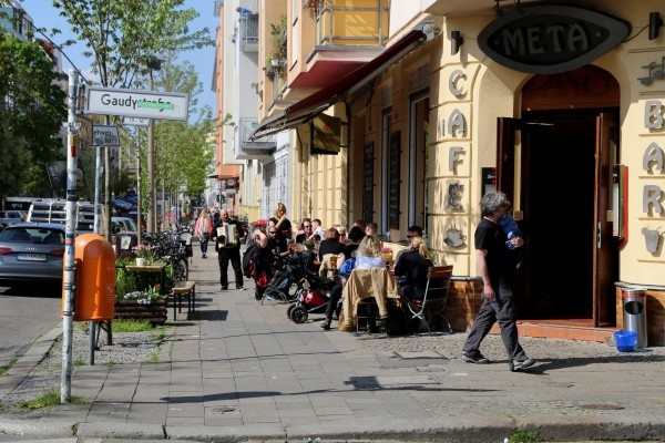 Café und Restaurant Meta
