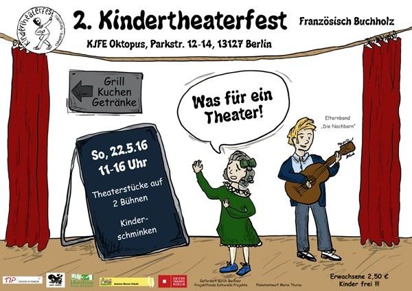 2. Kindertheaterfest 2016