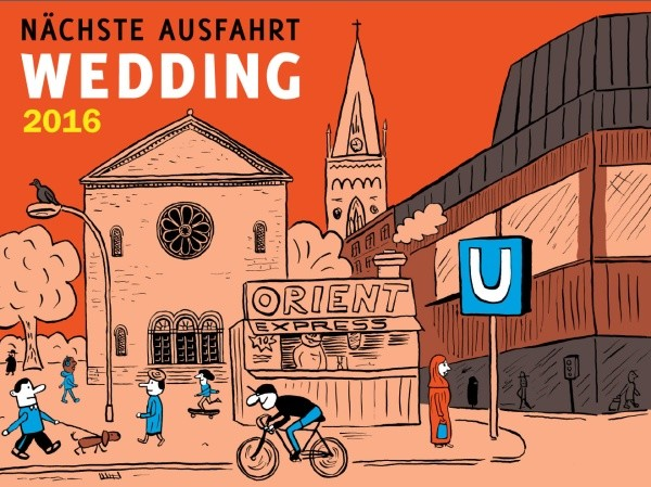 Nächste Ausfahrt Wedding 2016