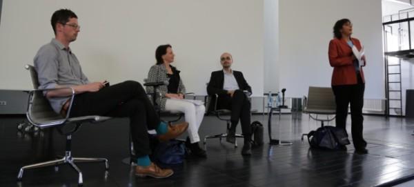 4. Europadialog an der FU-Berlin am 28.6.2016
