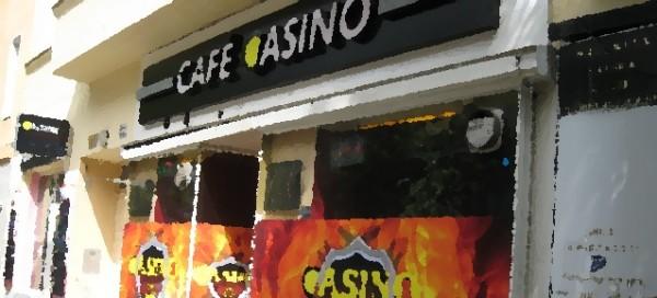 Cafè Casinos von Polizei kontrolliert
