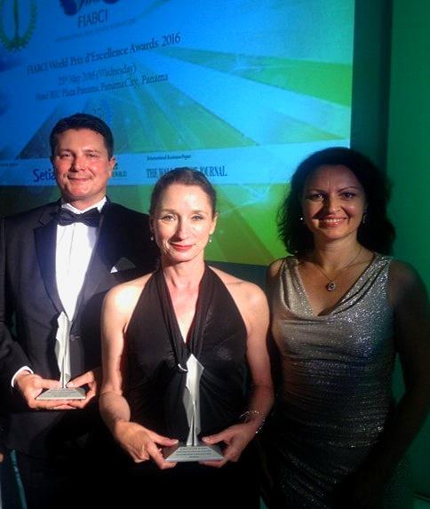 BIKINI BERLIN mit FIABCI WORLD SILVER AWARD prämiert