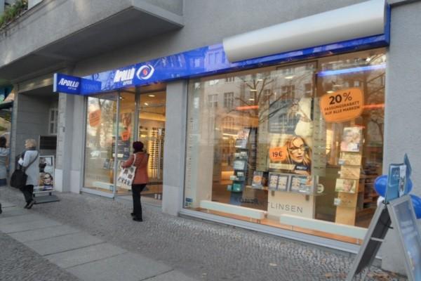 Teilungserklärung mit Spielraum für Ladengestaltung und Corporate Design