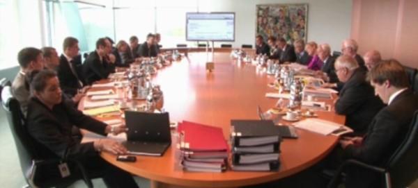 Normenkontrollrat - Sitzung im Mai 2012